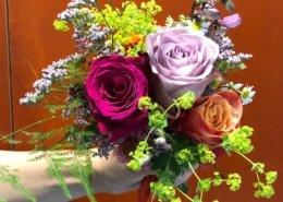 Bloemen voor het leven