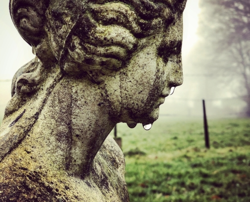 huilende Venus van Milo
