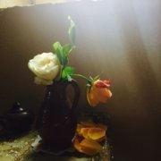 Klein maar fijn bloemwerk